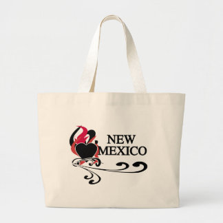 Fire Heart New Mexico Bag