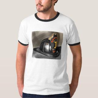 Fire Helmet T-shirt