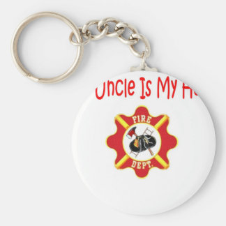 fire hero uncle keychain