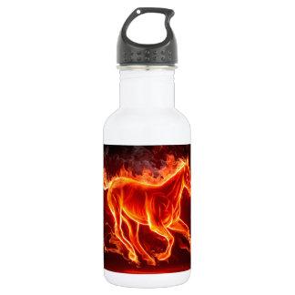 fire horse 18oz water bottle
