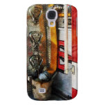 Fire Hose, Bucket and Nozzle Galaxy S4 Case