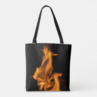 FIRE! Hot Hot Hot Tote Bag
