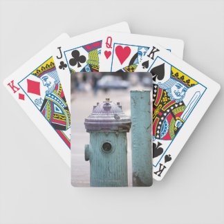 Fire Hydrant Bicycle Playing Cards