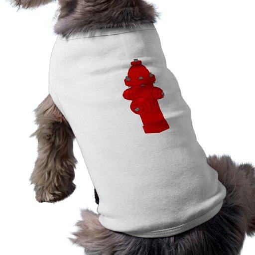Fire Hydrant Pet Clothes