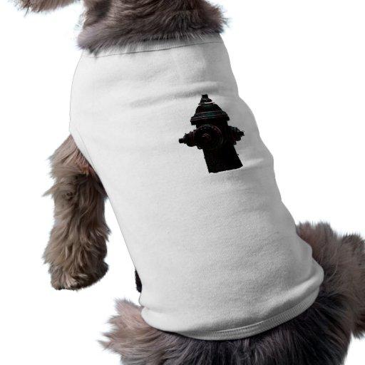 Fire Hydrant Doggie Tee Shirt