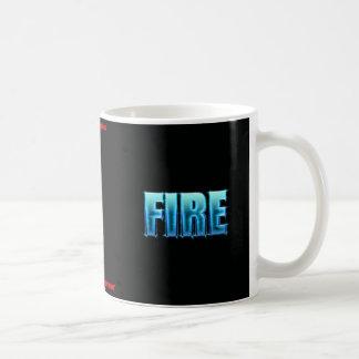 Fire & Ice Coffee Mug