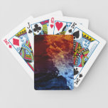 Fire & Ice Playing Cards