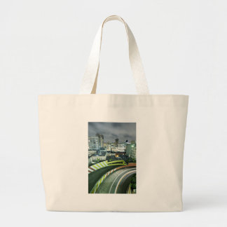 Fire Imbibed Large Tote Bag