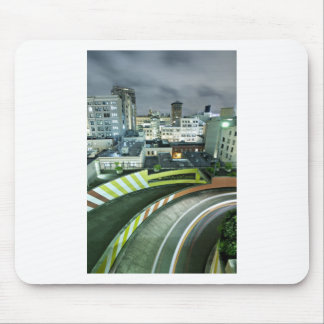 Fire Imbibed Mouse Pad