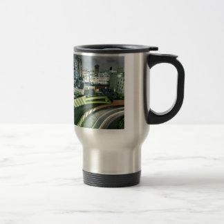 Fire Imbibed Travel Mug