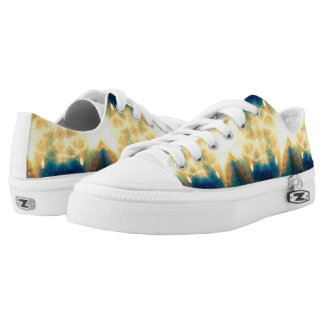 Fire in Space Womens Shoes