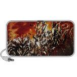 Fire in the corn field laptop speaker