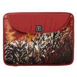 Fire in the corn field sleeves for MacBook pro