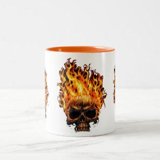 fire in the dark mugs