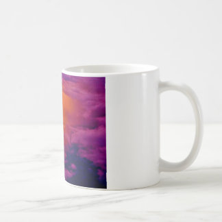 Fire in the Hole...in the Sky. Coffee Mug