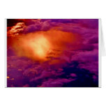Fire in the Hole...in the Sky. Greeting Cards