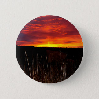 Fire in the Sky at Sunrise Button