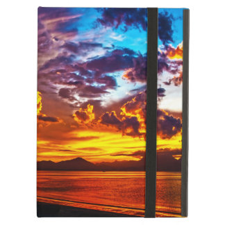 Fire in the Sky iPad Air Cover