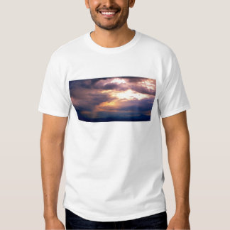 FIRE IN THE SKY T SHIRT