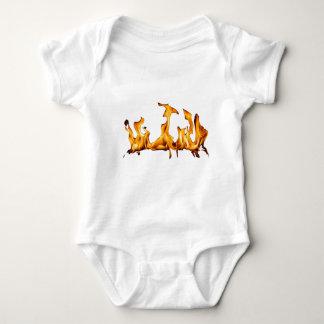 FIRE INFANT CREEPER