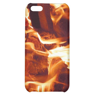 Fire! iPhone 4 Skin iPhone 5C Cases