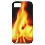 Fire iPhone 5 Cover