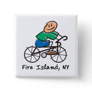 Fire Island button