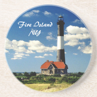 Fire Island Lighthouse Coaster