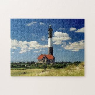 Fire Island Lighthouse Jigsaw Puzzle