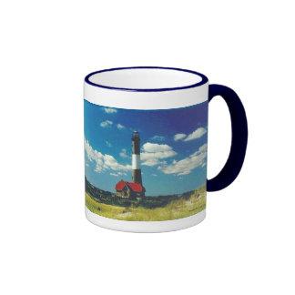 Fire Island Lighthouse Mug