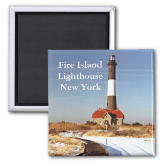 Fire Island Lighthouse, New York Magnet