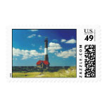 Fire Island Lighthouse Postage