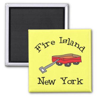 Fire Island Magnet