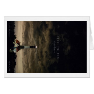Fire Island NY. Card