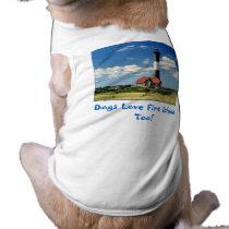 Fire Island Pet T-shirt
