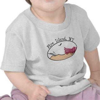 Fire Island Tee Shirt
