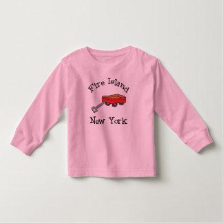Fire Island Toddler T-shirt