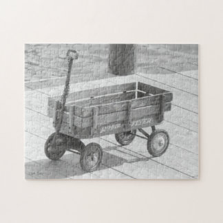 'Fire Island Wagon' Jigsaw Puzzle