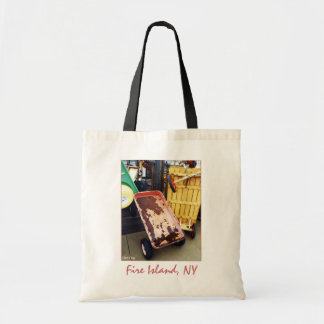 Fire Island Wagons Budget Canvas Tote