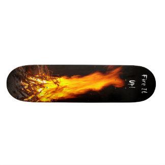 Fire It Up! Skateboards