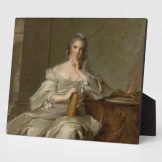 Fire - Jean-Marc Nattier - Plaque
