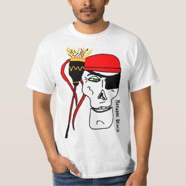 Fire Keeper Pirate Navarre Beach Florida T-Shirt