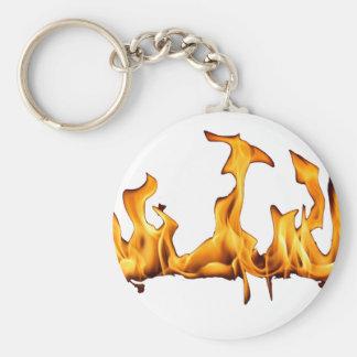 FIRE KEYCHAIN