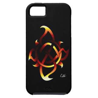 Fire Knot iPhone SE/5/5s Case