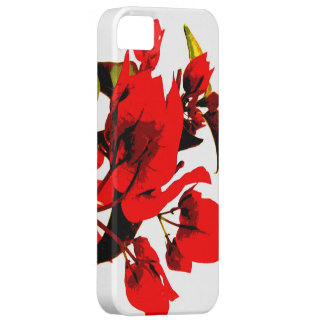Fire Leaf iPhone 5 Cover