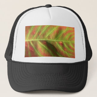 Fire Leaf Trucker Hat