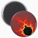 Fire Lightning Magnet