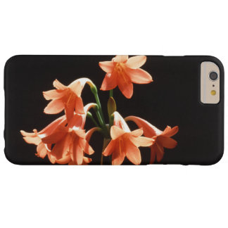 fire lily barely there iPhone 6 plus case