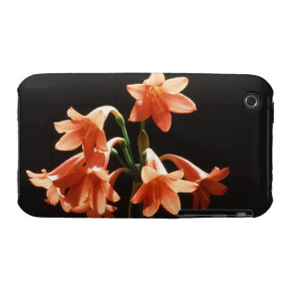 fire lily Case-Mate iPhone 3 case