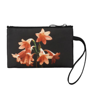 fire lily coin wallet